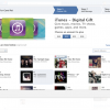 iTunes Digital Cards Now Available On Facebook Gifts