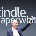 Amazon Introduces Kindle Paperwhite Featuring Illuminated, Capacitive Touch Display
