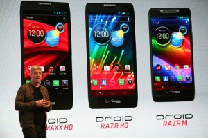 Motorola launches new Razr smartphones