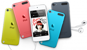 Apple Unviels 5th Generation iPod Touch With 4&quot; Display And A5 CPU. Announces New iTunes and EarPods