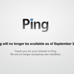 Ping Is Dead As Of 9/30. iTunes Gets Social With Facebook, Twitter, Artist Photo Sharing Instead
