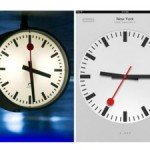 Apple puts money where its mouth is, pays for Swiss railway clock design