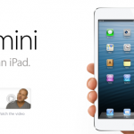 The Wait Is Over : Apple Announces iPad Mini and ‘fourth-generation iPad’