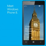 Microsoft Send Press Invite For Windows Phone 8 UK Event on October 29