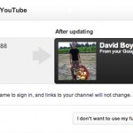 Google Now Allows YouTube Channel Linking To A Google+ profile