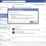 Faceboook Updates Privacy System To Messaging System, Tests Service to Let Non-Friends Pay To Guarantee Message Delivery