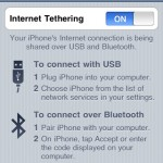 iPhone Tethering on o2 UK, without paying 15-30 p/m