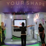 Your Shape, for Kinect on Xbox 360