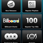 Napster debuts on Apple Store