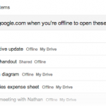 Google Launches Auto Sync and Offline Files for Google Docs, Sheets, and Slides On Google Drive