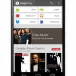 Google Play for Android Gets A Face Lift
