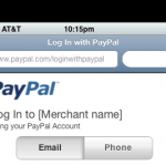 Paypal Launches Log In with PayPal To Simplify Mobile Shopping