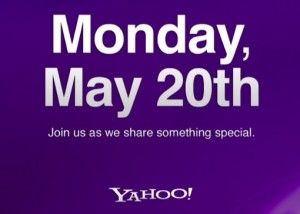Yahoo Invites Press For 'Product-Related' Announcement On May 20, Tumblr Acquisition  News Expected
