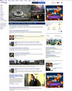 Yahoo! Revamps Yahoo News