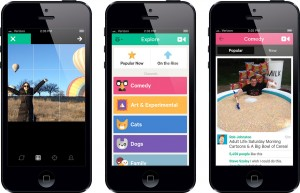Vine Update's its iPhone App