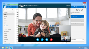 Skype Available On Outlook.com In UK And Other Countries