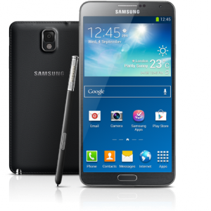 Samsung Announces The Galaxy Note 3